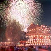 秩父夜祭:12月3日は、雨天でも御神幸祭、花火打ち上げは行います。