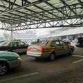 上海のタクシーはナンバープレートを要確認!
