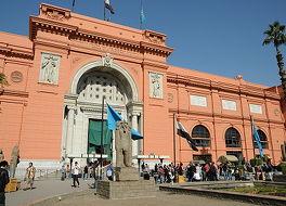 エジプト考古学博物館