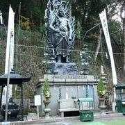 修験道の行場 『七宝滝寺』