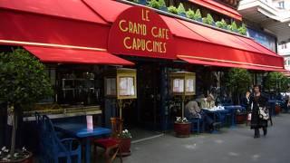 ル グラン カフェ カプシーヌ