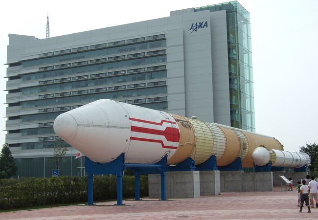 JAXA筑波宇宙センター