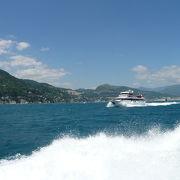 【アマルフィ】サレルノから高速船で35分がお勧め!