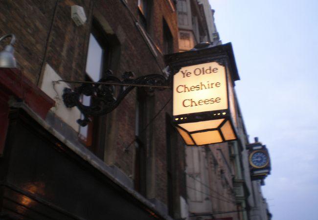 オールド チェシャー チーズ