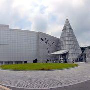 ハンズオン展示の体験型博物館