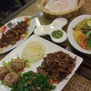 タイ料理の刺激に疲れた胃を、レバノン料理で癒そう!