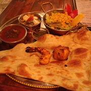 インド料理の老舗、ひとりでもお気軽に♪ 「アーグラー」