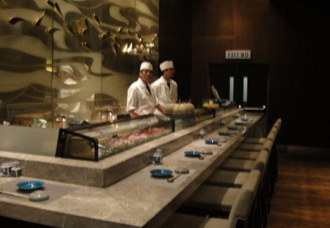 鉄板焼・寿司 海賀