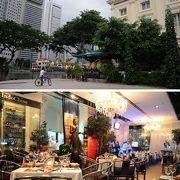 INDOCHINE(インド・シン)は、シンガポールだけでも4店舗
