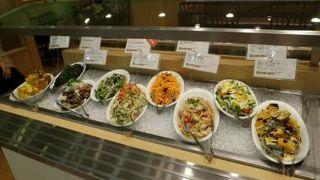 横浜ベイクォーター・アネックスにある隠れた人気のお店 有機食材を使用しているオーガニックハウス