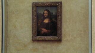 ルーブルの代表絵画モナリザへの近道を紹介します