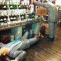 越後湯沢駅構内にあるぽんしゅ館!利き酒が楽しい!