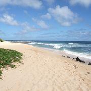 ロコのボディボーダーが多いビーチ