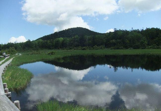 日本で一番標高の高い湿原、鬼怒沼湿原