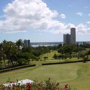 ハワイ出身のプロゴルファー「デビット・イシイ」プロに会えるかも