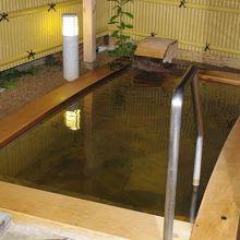 大浴場にある露天風呂