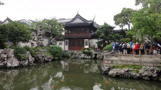 上海の閑静なスポット