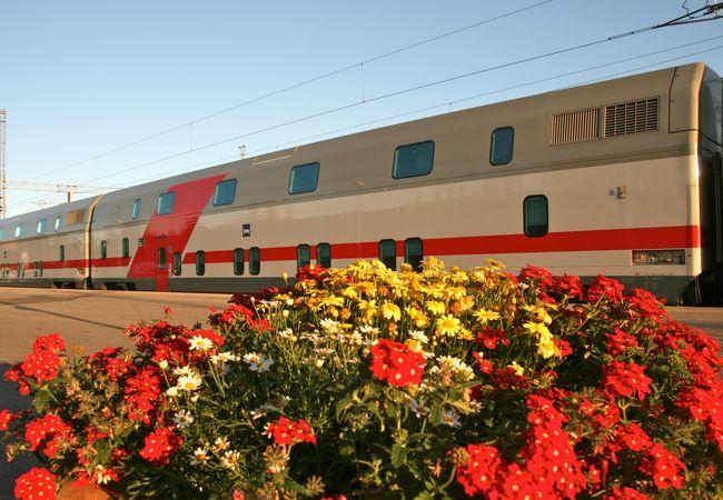 サンタクロースエキスプレス (ロヴァニエミ行き夜行列車)