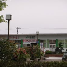 加茂駅 (新潟県)