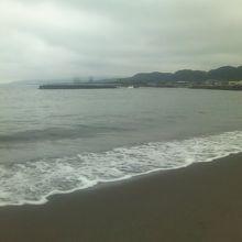 すぐそこは海です
