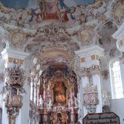 これほど美しい教会は始めて見ました!