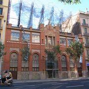 アントニ・タピエス美術館。
