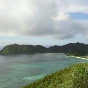 静かないやし系の島
