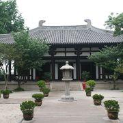 鑑真和尚の大明寺