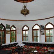 オスマン帝国時代の生活様式を垣間見れます!