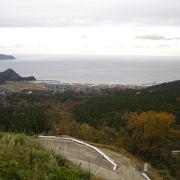 杉津パーキング気軽に立ち寄り、(*^_^*)敦賀湾の景色が綺麗。