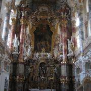 ロココ様式のすばらしい教会