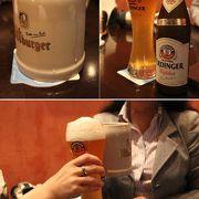 軽井沢にただ一つのドイツ料理専門店