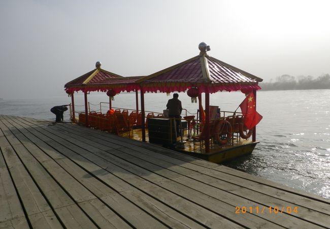 集安鴨緑江国境旅游区