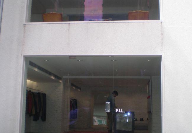 湾仔:日街に出店!!靴のビズビム香港旗艦店~F.I.L.