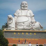 大きな仏教寺院です