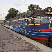 エストニアの鉄道