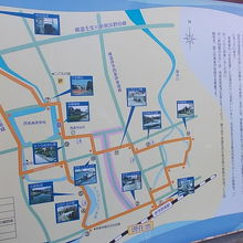 水の町西条では、市内の至る所に水場があります
