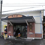 横川駅でバスに乗り換え軽井沢へ