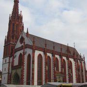 ヴュルツブルクにあるマリア教会、マリエンカペレの紹介です。