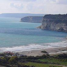 クリオンから北側を向くと、cliffが望めます。