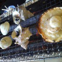 焼蛤 浜茶屋 向島