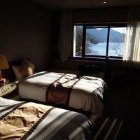 和モダンの素敵なお部屋。落ち着きます。