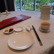 ゆったりとした雰囲気の中、飲茶が美味しかった!