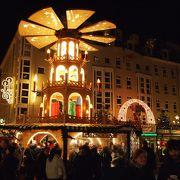 ドイツの最古のクリスマスマーケット