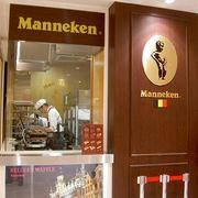 ベルギーワッフルの店 Manneken