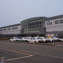 結構大きな駅です
