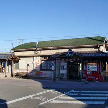 上州福島駅全景