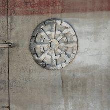 旧 上信電気鉄道社紋 上信とは上野国高碕と信濃国羽黒下間建設