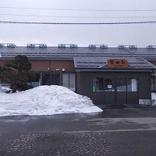 駅舎の外観