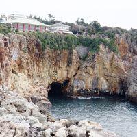 三段壁洞窟 写真